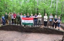 В Башкортостане завершилась башкирско-венгерская научная археологическая экспедиция