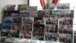В республике передвижная выставка знакомит жителей с «Всемирной Фольклориадой 2016»
