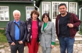 Башкирский режиссер Айрат Абушахманов покоряет Европу