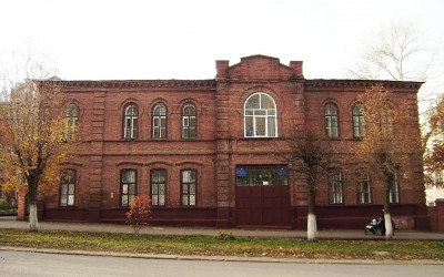 Дом-школа при Вознесенской церкви