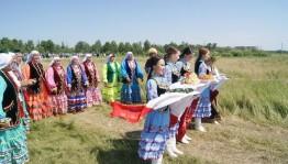 Башкиры Курганской области провели праздник сенокоса