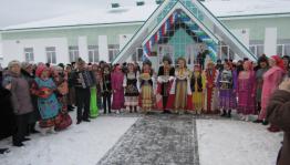 В селе Мурсалимкино торжественно открыли долгожданный сельский Дом культуры