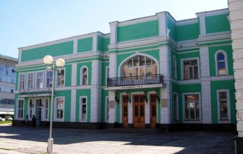 Башкирская государственная филармония им. Х. Ахметова