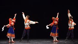 Студенты хореографического колледжа им. Р. Нуреева стали победителями в Международном хореографическом конкурсе «DANCEMOSСOW»