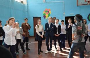 Специалисты Дома культуры РЦНТ провели фольклорную игру для детей