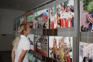 Миякинский район примет эстафету передвижной фотовыставки «Всемирная Фольклориада - 2016»