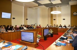 Представители музейного сообщества Башкортостана в городе Октябрьский обсудили итоги работы и перспективы развития отрасли