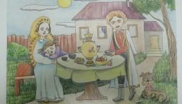 В Уфе подведут итоги конкурса рисунков к 100-летию образования Республики Башкортостан