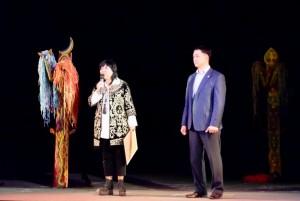 В Уфе прошли гастроли Актюбинского областного театра кукол «Алакай»
