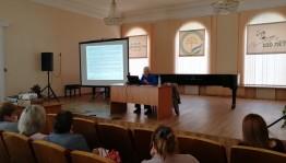 В Уфе состоялось обучение преподавателей музыкально-теоретических дисциплин в рамках федерального и регионального проектов «Творческие люди» Национального проекта «Культура»