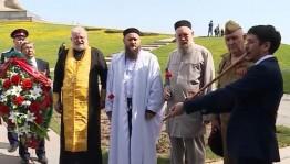 Делегация из Башкортостана проехала по фронтовому пути башкирских воинов