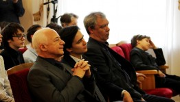 In Ufa there was a meeting of Vladimir Spivakov with young musicians