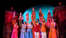 """Bashkir Puppet Theater presented the updated premiere of the """"Indian Legend"""""""