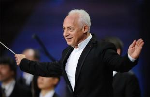 Маэстро Владимир Спиваков награжден орденом «За заслуги перед Отечеством» I степени