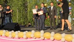 В Башкортостане наградили победителей регионального этапа «Диктанта Победы»