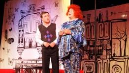 В Челябинской области  прошли гастроли Салаватского государственного башкирского драматического театра Республики Башкортостан