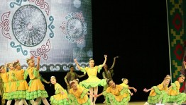 """The gala concert of the """"Inflorescence of friendship"""" festival took place in Ufa"""