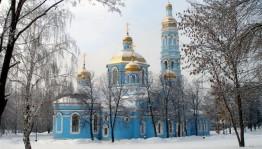 Глава республики Рустэм Хамитов поздравил православных Башкортостана с Рождеством Христовым
