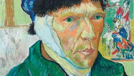 """Multimedia exhibition """"Van Gogh. Live canvases"""" in """"Clouds"""" Center for Contemporary Art"""