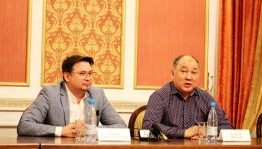Karaganda Theater of Musical Comedy opens a tour in Ufa
