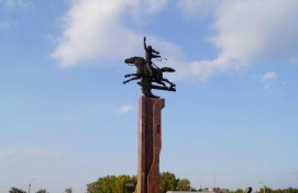 A Salavat Yulaev monument is to be raised in Chelyabinsk