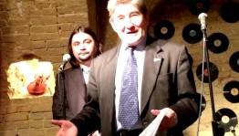 Лауреат Международной литературной премии имени Владимира Гиляровского Марсель Салимов награжден японской медалью
