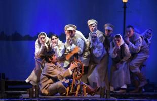 Мензелинский татарский драматический театр с гастролями в Уфе
