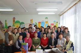 В Архангельском районе ко Дню родного языка выпущен сборник стихов