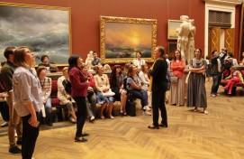В Стерлитамакской картинной галерее откроется центр «Русский музей: виртуальный филиал»