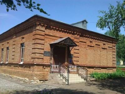 Историко-этнографический музей Благоварского района