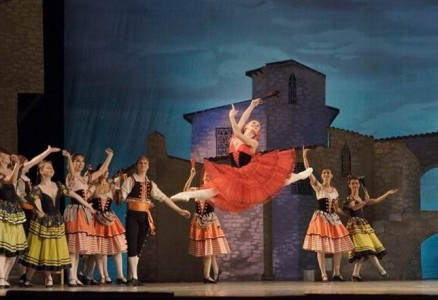"Балет в 3-х действиях ""Дон Кихот"""