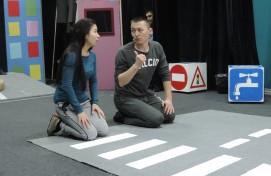 В Молодёжном театре юным зрителям представят сказку о правилах дорожного движения