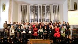 В Уфе наградили лучших деятелей культуры и искусства Башкортостана
