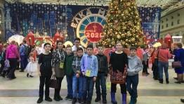 Школьники из Башкортостана провели новогодние каникулы в Москве по приглашению Правительства столицы