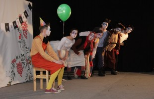 Театр в гриме «De bufo» отметит свой четвертый день рождения премьерой