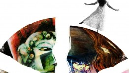 Персональная выставка работ Элики Шрайнер открылась в Молодёжном театре