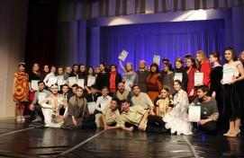 Фестиваль молодёжных театральных коллективов «Дух Прометея» определил победителей