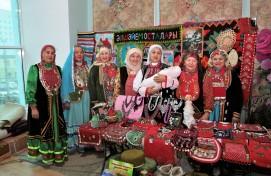 В Уфе прошёл фестиваль-конкурс народного костюма «Гулистан»
