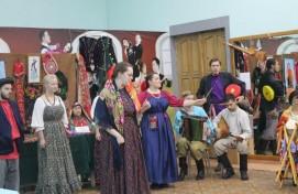 В Уфе прошёл фестиваль русской традиционной культуры «Вечёрка»