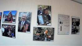 В Уфе открылась XII Республиканская фотовыставка «Солдаты Победы»