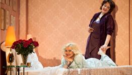 Певица из Уфы дебютировала в опере Генделя «Агриппина» в Антверпене