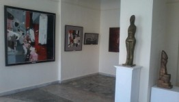 В выставочном зале «Ижад» экспонируются произведения заслуженных художников Башкортостана Сергея Игнатенко и Фирданта Нуриахметова