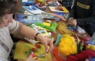 Посетите мастер-классы в выставочном зале «Ижад»