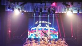 В Стерлитамаке прошли концерты ко Дню защитника отечества