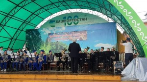 Открытый региональный смотр духовых оркестров выявил победителей