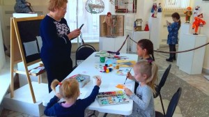 Праздничная программа мастер-классов в выставочном зале «Ижад»