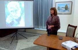 В выставочном зале «Ижад» рассказали о творчестве художника А. Кузнецова