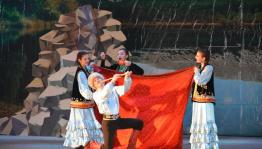 "n Bashkortostan there was a festival of choreographic art ""Sal Ural"""
