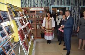 В Бижбулякском районе проходит Республиканский семинар-практикум для работников культурно-досуговых учреждений и общедоступных библиотек