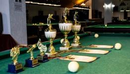 Работники культуры отметили профессиональный праздник традиционным турниром по бильярду